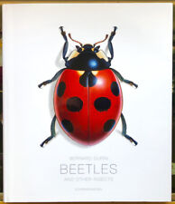 2013 BEETLES and OTHER INSECTS by Bernard DURIN 138/HB/60 Gorgeous COLOR PLATES!
