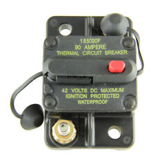 Bussmann CB185-90 Surface-Mount Circuit Breakers, 90 Amps (1 per pack)