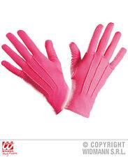 Rosa Handschuhe - Paar Handschuhe in rosa