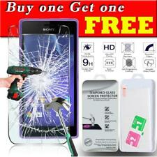 Tempered Glass Screen Film Protector Cover For Sony Xperia M2 S50h / M2 Dual