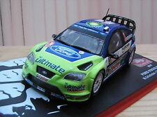 "FORD FOCUS WRC ""Rallye Monte-Carlo""  2007 1/43ème"