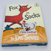 Dr. Seuss Lot Of  3 Hardcover Books  W/  I Love Reading Magnet Free Shipping