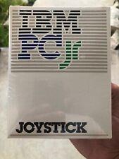 NEW Sealed Vintage IBM PC JR PCJR JoyStick Personal Desktop Computer Control