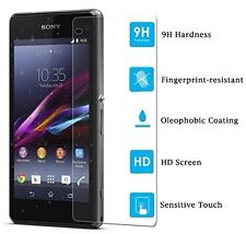 Sony Xperia SP M35h Tempered GLASS Touch Screen Protector Premium Temper Glass
