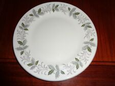"Royal Tuscan Wedgwood Group Heavy Vintage 1960's Metallised Bone China 9"" Plate"