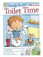 Toilet Time: A Training Kit for Boys  VeryGood