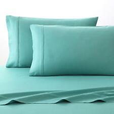 Fiesta Green Twin Sheet Set 300 Count Bedding Twin Sheets 104482 NEW