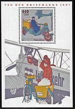 Bund Block 41 ** Tag der Briefmarke 1997