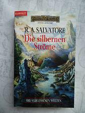 Die silbernen Ströme ?Die vergessenen Welten? Fantasy Roman von R.A. Salvatore