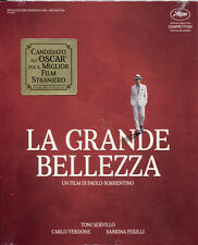 LA GRANDE BELLEZZA BLU-RAY di Paolo Sorrentino, NUOVO E SIGILLATO, 1° EDIZIONE