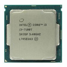 Intel i3 7100T Processor SR35P 3.40GHz - 3MB Cache - Kaby Lake LGA1151
