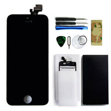 JG-TR LCD Touch Screen Display Digitizer Assembly Replacement iPhone 5 Black