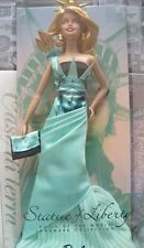 BARBIE STATUE OF LIBERTY DOLLS OF THE WORLD LANDMARK COLLECTION 2009