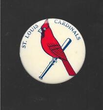 """1926 - 1928 - ST LOUIS CARDINALS - St Louis Button Company 2"""" Vintage Button"""