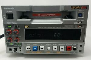 Panasonic AJ-HD1200AP DVC Pro HD Digital Video Cassette Recorder Editing