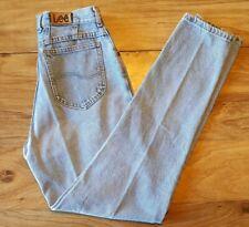 Vtg Lee Jeans sz 10 Long Hi-Waist/Tapered Ca 00492 Rn 34783