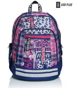 ZAINO Seven® ADVANCED - CHEER GIRL, Novità scuola 2020/2021 Backpack school