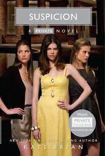 NEW - Suspicion (Private, Book 10) by Brian, Kate