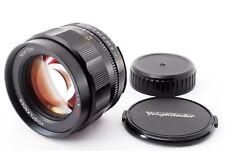 【Excellent++++】Voigtlander Nokton 58mm f1.4 SL II N Lens For Nikon Ai-s 269620