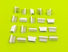 Tyco Electronics 06P Mta 100 6 Pin Electrical Header Connector Assembly 20 Pack