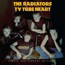 The Radiators From Space : TV Tube Heart CD 40th Anniversary  Album (2017)