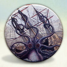 Colossal Octopus Kraken Pocket Mirror tartx