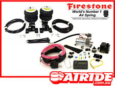 70-79 TOYOTA LANDCRUISER FIRESTONE AIR BAG LOAD ASSIST KIT WITH WIRELESS CONTROL