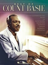 Best of Count Basie Sheet Music Piano Vocal Guitar SongBook NEW 000109306