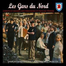 CD Les Gars du Nord - Chants et danses de France