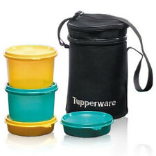 TUPPERWARE EXECUTIVE LUNCH BOX WITH INSULATED BAG (1 PCS)