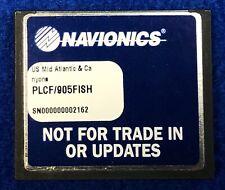 Navionics Fishing Chip PLCF/905FISH US Mid Atlantic And Canyons CF Chart Card