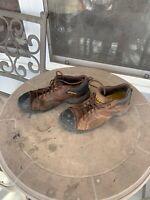 Caterpillar CAT Mens Low Argon Brown Composite Steel Toe Work Boot Size 10.5