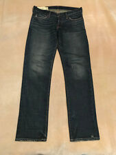 "Homme Abercombie & Fitch Slim Straight Jeans Taille 32"" Taille, Jambe 32"". Grand Cond"