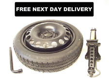 "VAUXHALL ASTRA H // VECTRA C SPACE SAVER SPARE WHEEL 16"" // JACKING KIT INCLUDED"