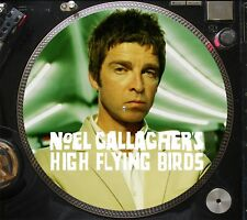 """Noel Gallagher's High Flying Birds Everybody's On The Run 12"""" Picture Disc LP NM"""
