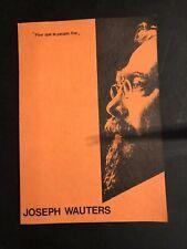 [8267-B18] Joseph Wauters - Pour que le peuple lise
