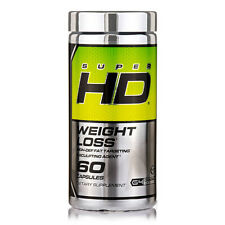 CELLUCOR SUPER HD (60 CAPSULES) thermogenic fat burner weight loss diet pill g4