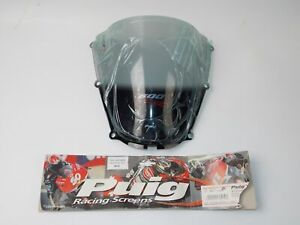 PUIG SMOKE PLASTIC SCREEN WINDSHILED RACING HONDA 2005 CBR600RR