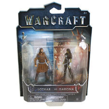 Jakks Pacific Toys - Warcraft Movie Mini Figure 2-Pack - LOTHAR vs. GARONA (2.5