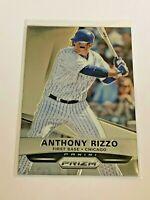 2015 Panini Prizm Baseball Base Card - Anthony Rizzo - Chicago Cubs