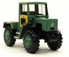 H0 Brekina starmada Mercedes Benz MB Trac 800 remolcador Schenker verde # 13704