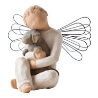 Willow Tree Angel Figurine - Angel of Comfort 26062 in Branded Gift Box