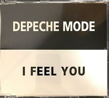 CD SINGLE SPAIN PROMO DEPECHE MODE I FEEL YOU (LIVE) ULTRA RARE COLLECTOR NEUF