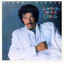 Dancing on the Ceiling by Lionel Richie (CD, Mar-1992, Motown)