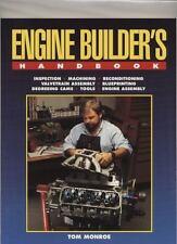 Engine Builder's Handbook Hp1245: How to Rebuild Your Engine to Original or Impr
