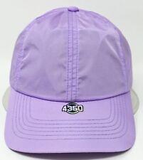 Outdoor Sport Cap Rain Sun Waterproof Unconstructed Dad Hat Adult OSFM Purple