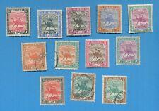 SUDAN - scott 9 // 27  mixed used and unused - issue of 1898-1921