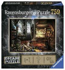 Ravensburger RB19960-0 ESCAPE 5 Dragon Laboratory Jigsaw Puzzle - 759 Pieces