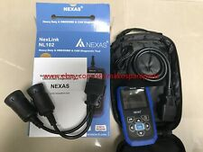 NEXAS NL102 HEAVY DUTY TRUCK & CAR OBD2 DIAGNOSTIC HD CODE READER DIESEL SCANNER
