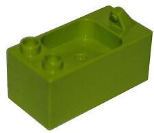 LEGO® Duplo Möbel Spülbecken  Abwaschtisch Zubehör für Figur lime NEU